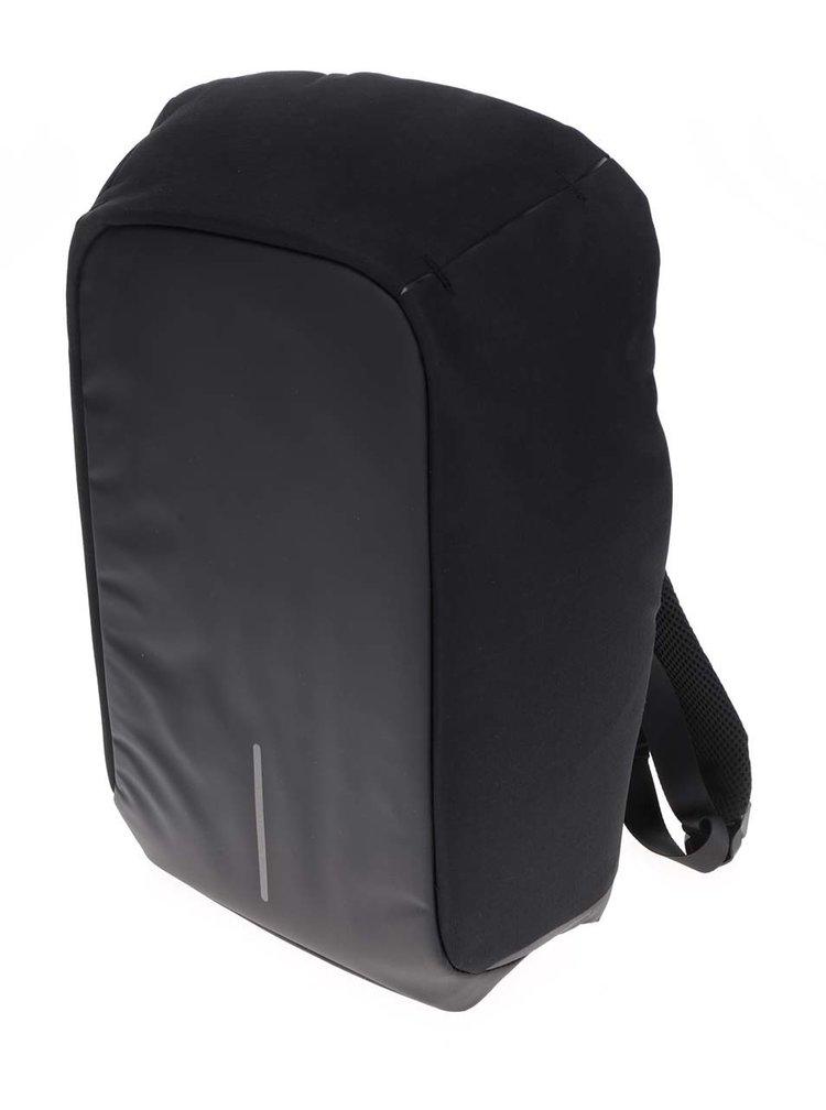 Černý nevykradnutelný velký unisex batoh XD Design Bobby