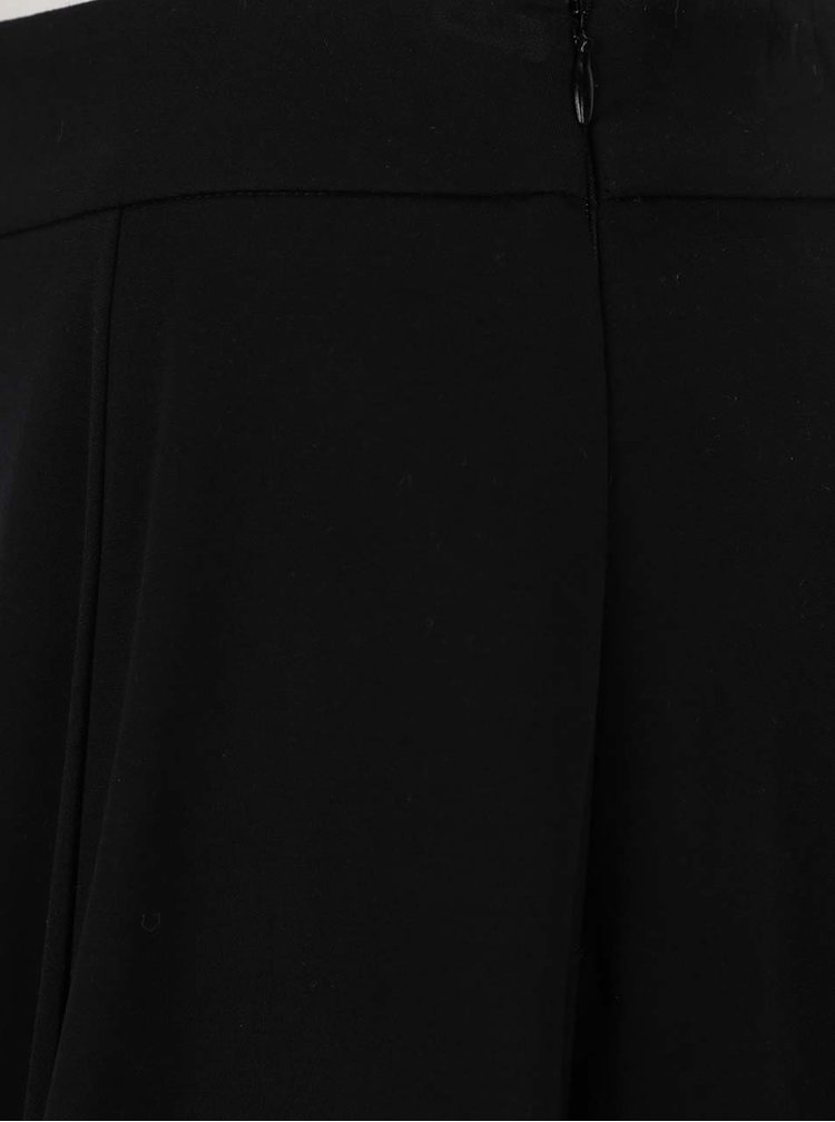 Černá sukně ONLY Poptrash