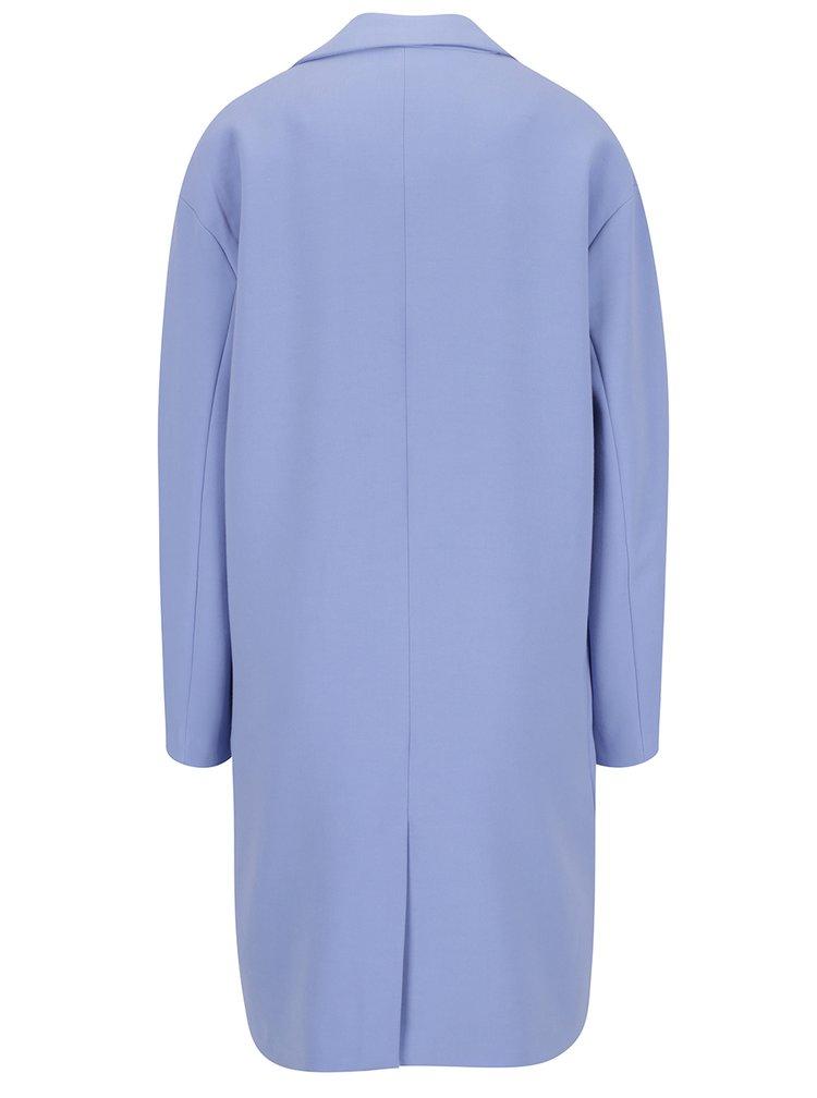 Modrý lehký kabát YAYA