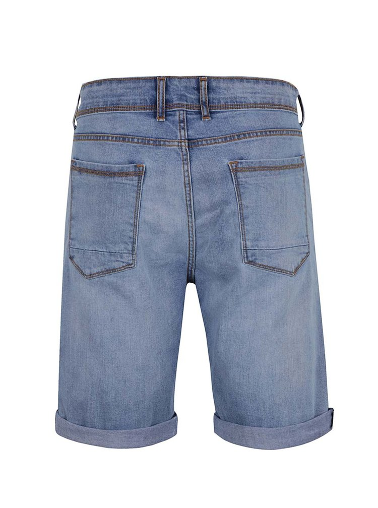 Pantaloni scurți bleu  Burton Menswear London din denim