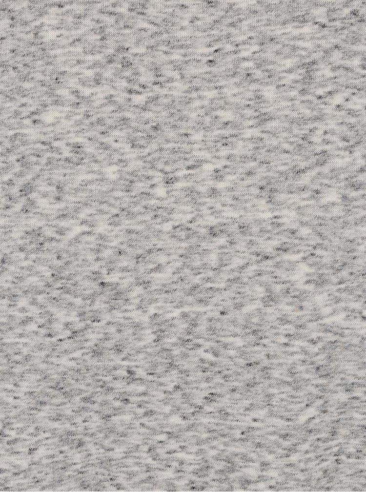 Šedo-krémová mikina Burton Menswear London