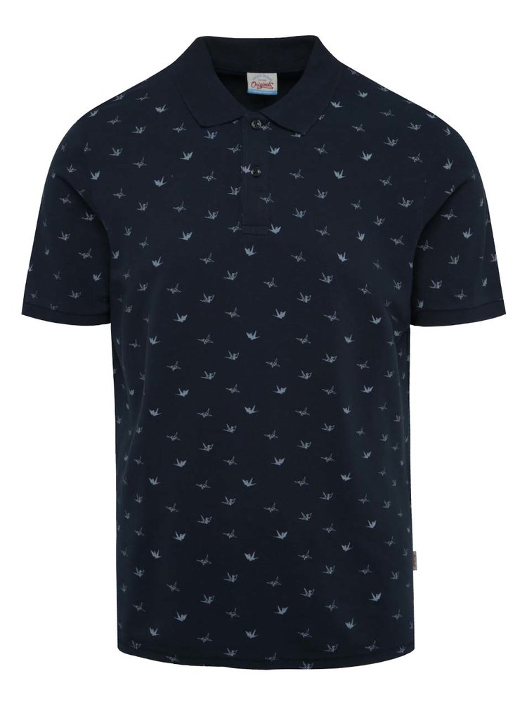 Tricou polo  Jack & Jones Rodeo din bumbac