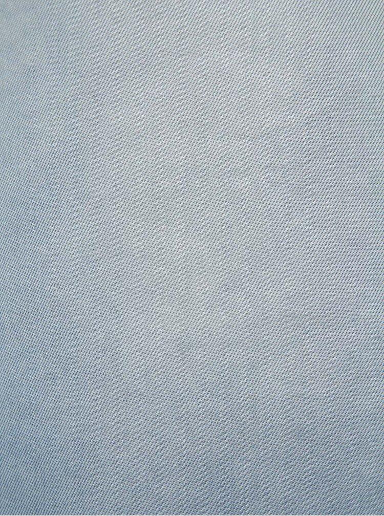 Modré holčičí denimové šaty name it Belga