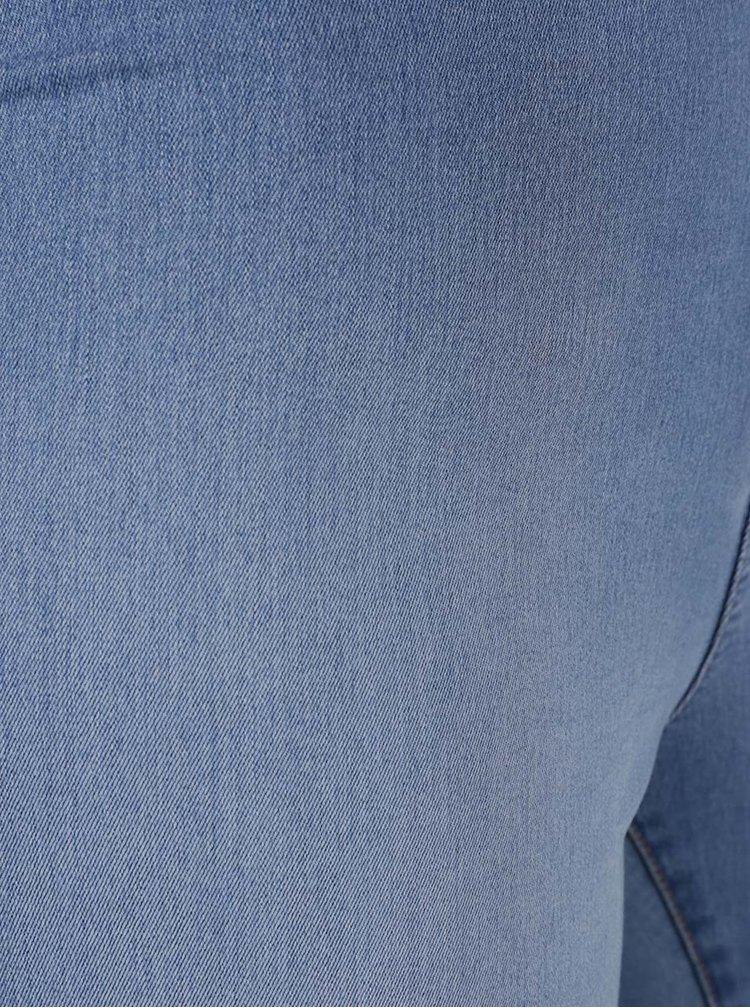 Světle modré skinny džíny Miss Selfridge