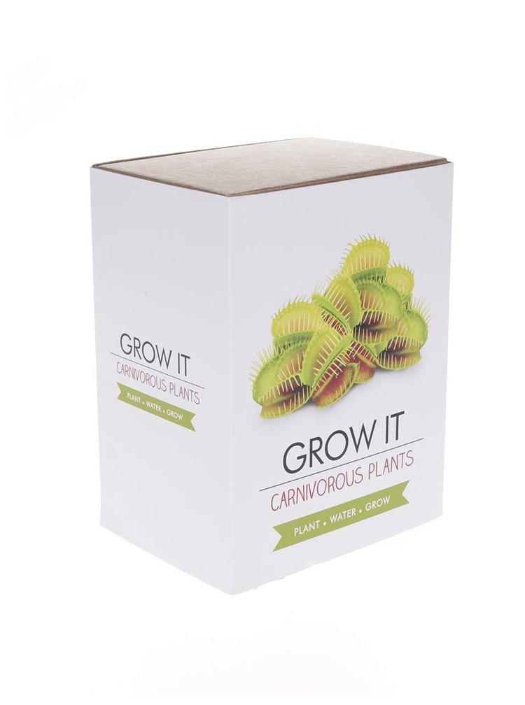 Set pro vypěstování masožravky Gift Republic Grow it