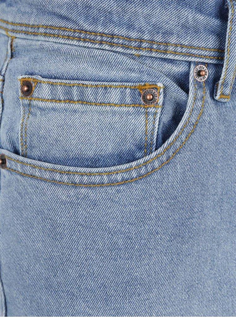 Blugi albaștri Menswear London slim fit