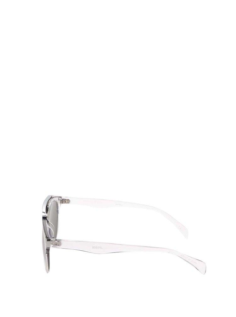 Bílé transparentní brýle Jeepers Peepers