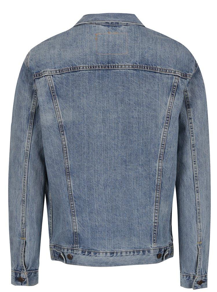 Modrá pánská džínová bunda Levi's® The Trucker