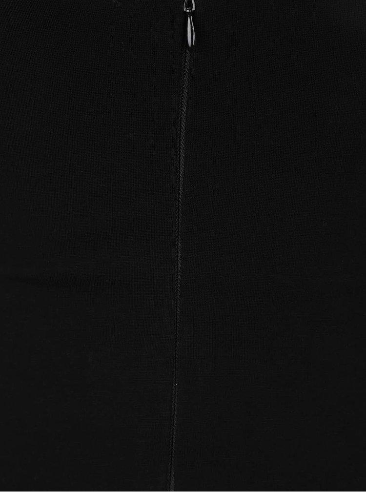 Rochie neagră TALLY WEiJL cu croi conic