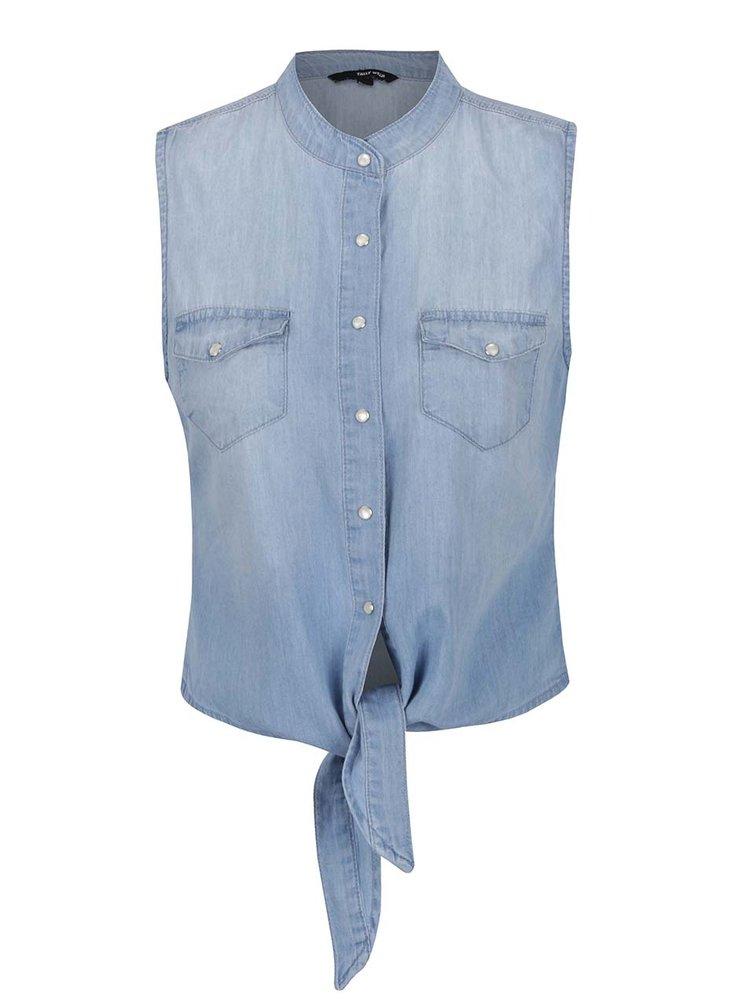 Camasa bleu TALLY WEiJL din denim
