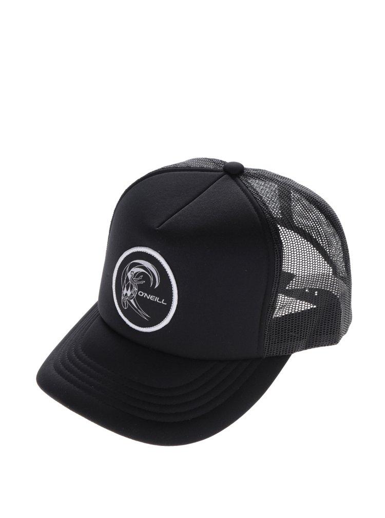Černá pánská síťovaná kšiltovka O'Neill