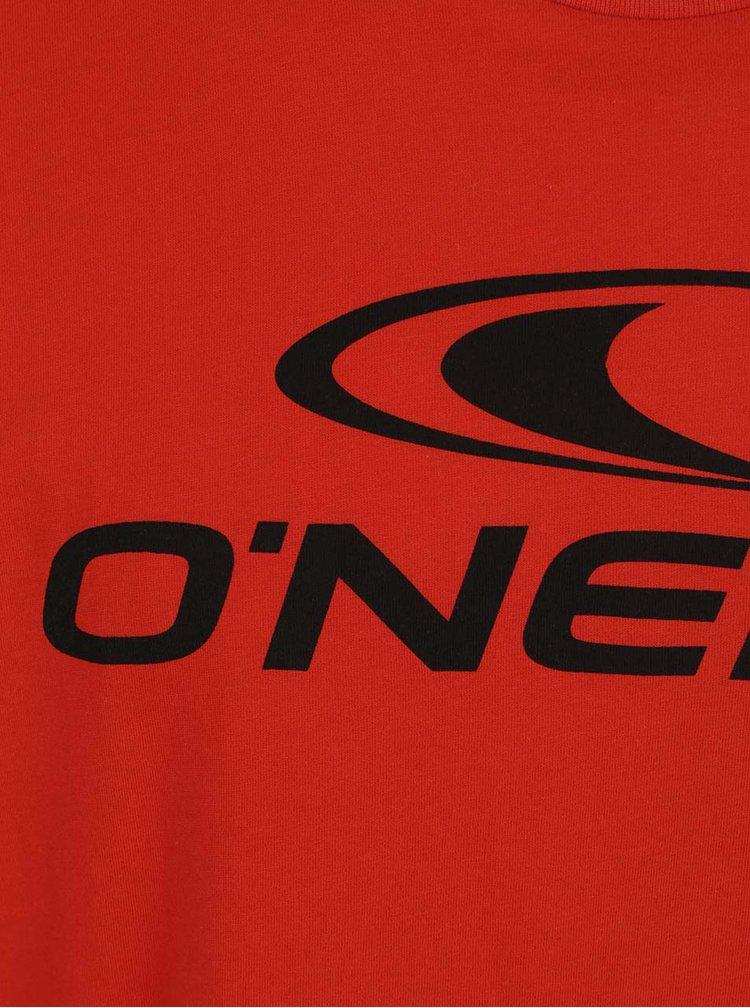 Červené pánské triko s krátkým rukávem O'Neill