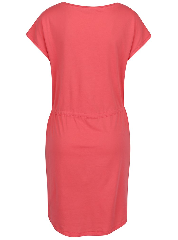 Růžové šaty ONLY May