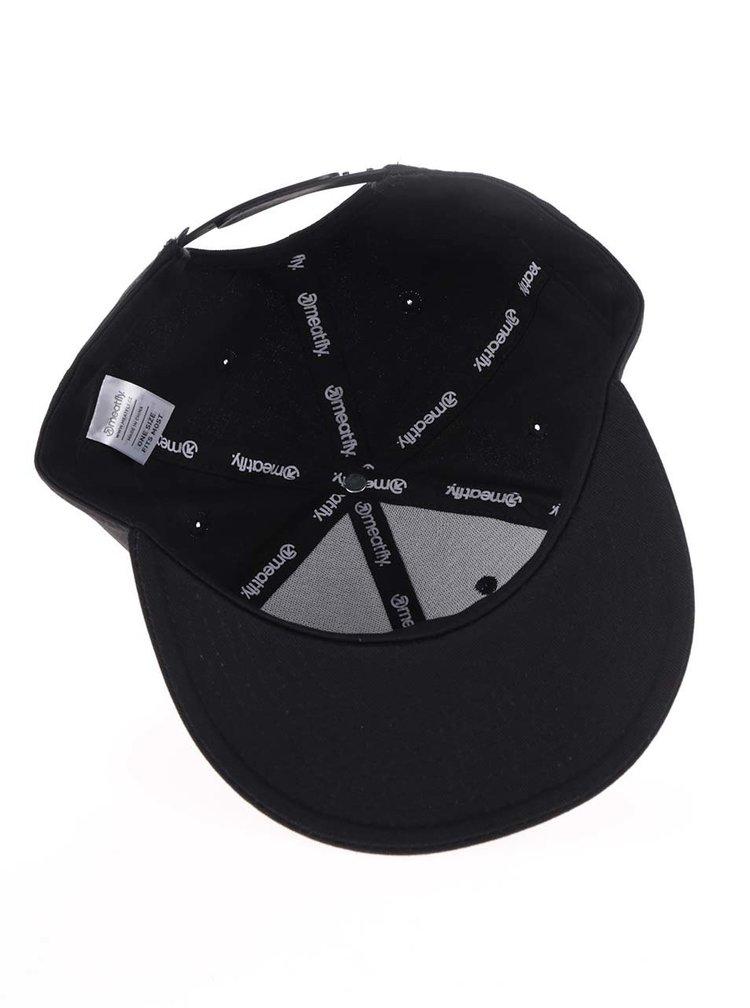 Černá pánská kšiltovka MEATFLY Troop 17
