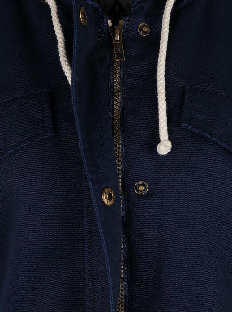 Jachetă bleumarin MEATFLY Mutini  pentru femei