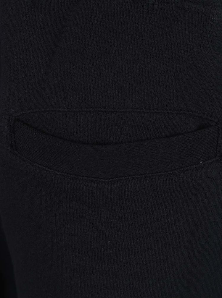 Pantaloni scurți negri MEATFLY Cushy din bumbac