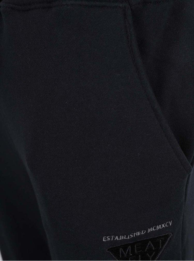 Pantaloni sport negri MEATFLY Joy 2  pentru barbati