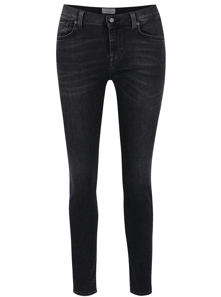Černé džíny Selected Femme Elena