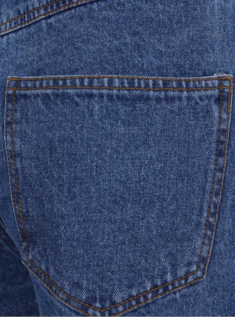 Pantaloni scurti albastri VERO MODA Be Nineteen din denim