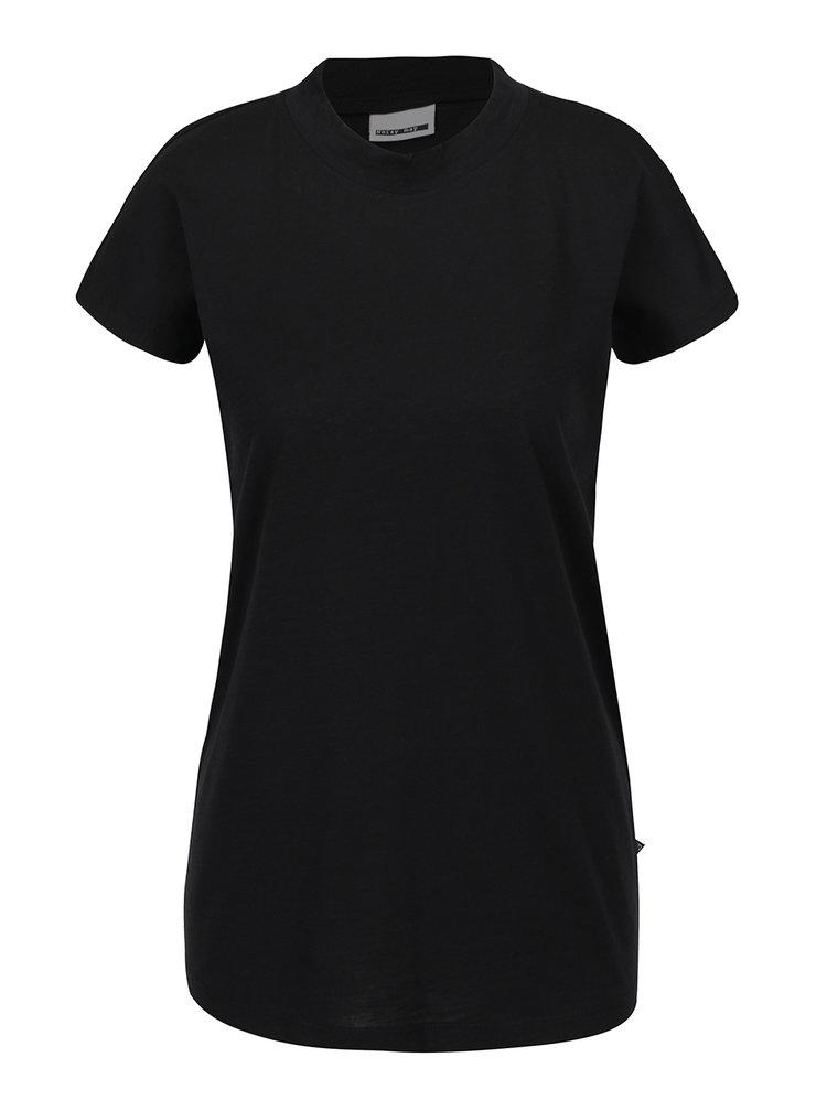 Tricou negru Nosy May Abia
