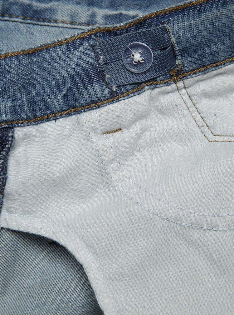 Modré holčičí džínové kraťasy LIMITED by name it Baran