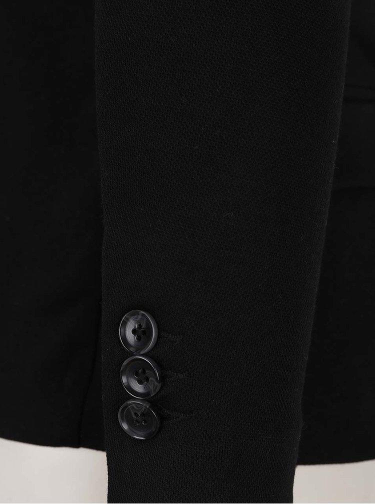 Čierne sako VERO MODA Julia
