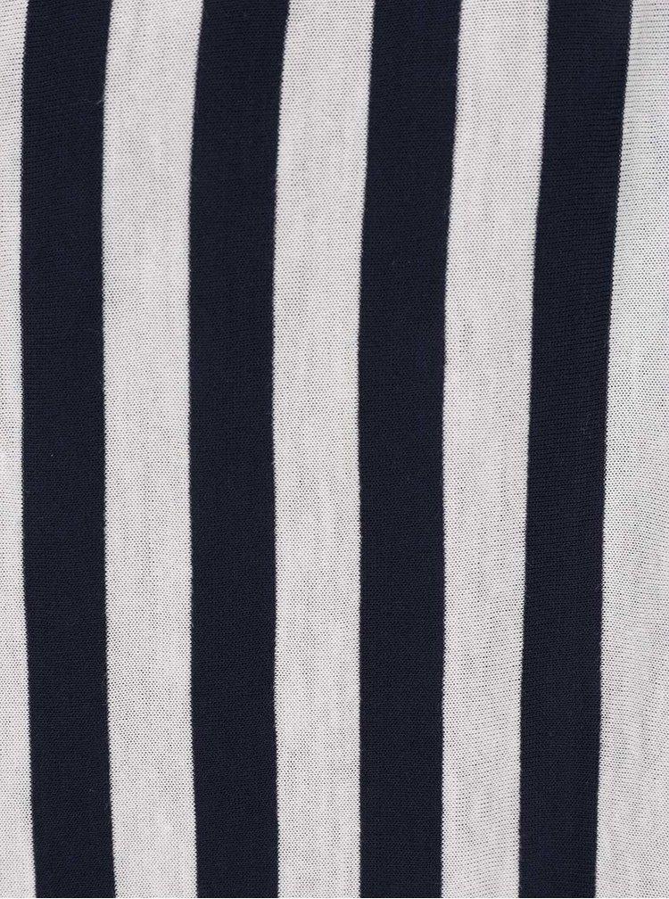 Krémovo-černé oboustranné sako La femme MiMi