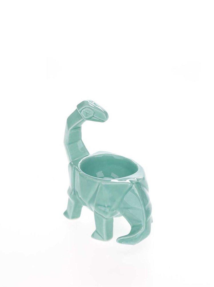Zelený kalíšek na vejce Disaster Dinosaurus