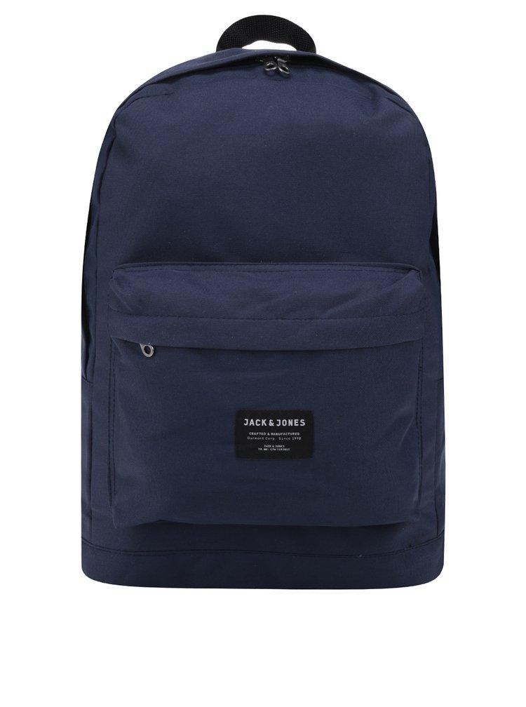 Tmavě modrý batoh Jack & Jones Basic
