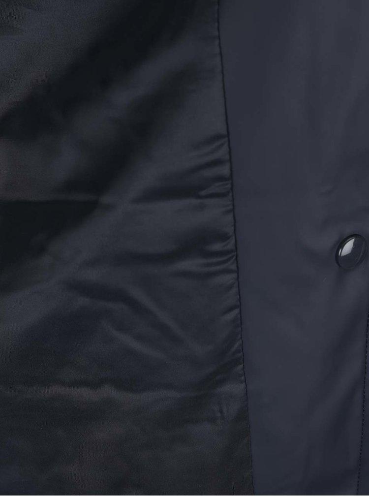 Tmavě modrá nepromokavá bunda Dorothy Perkins