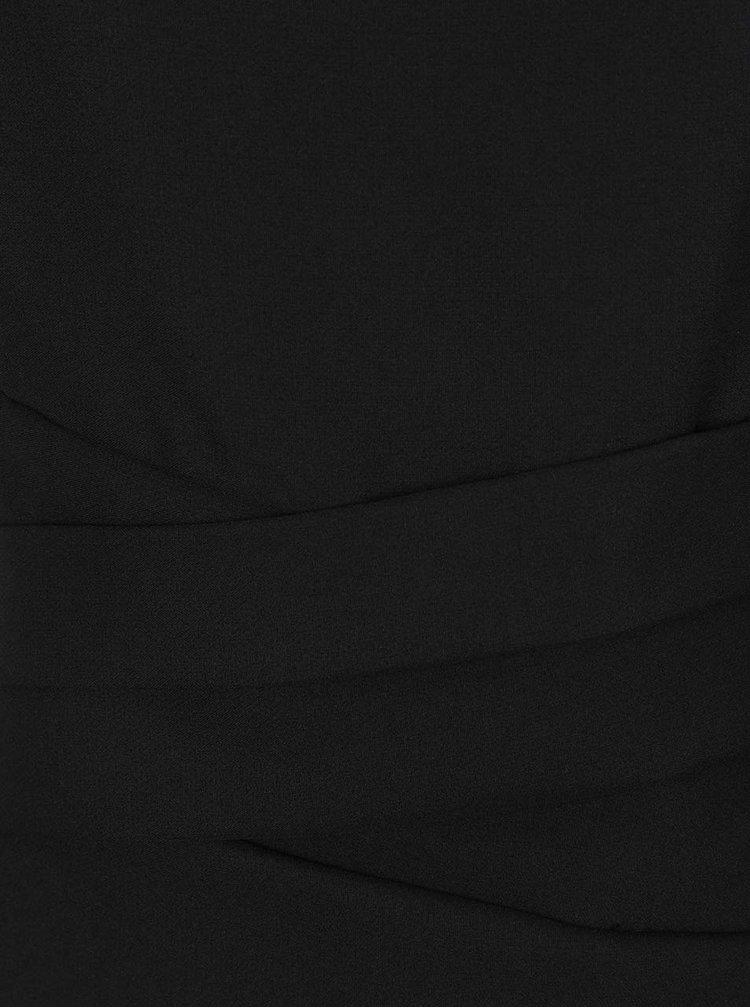 Rochie neagră bodycon Dorothy Perkins
