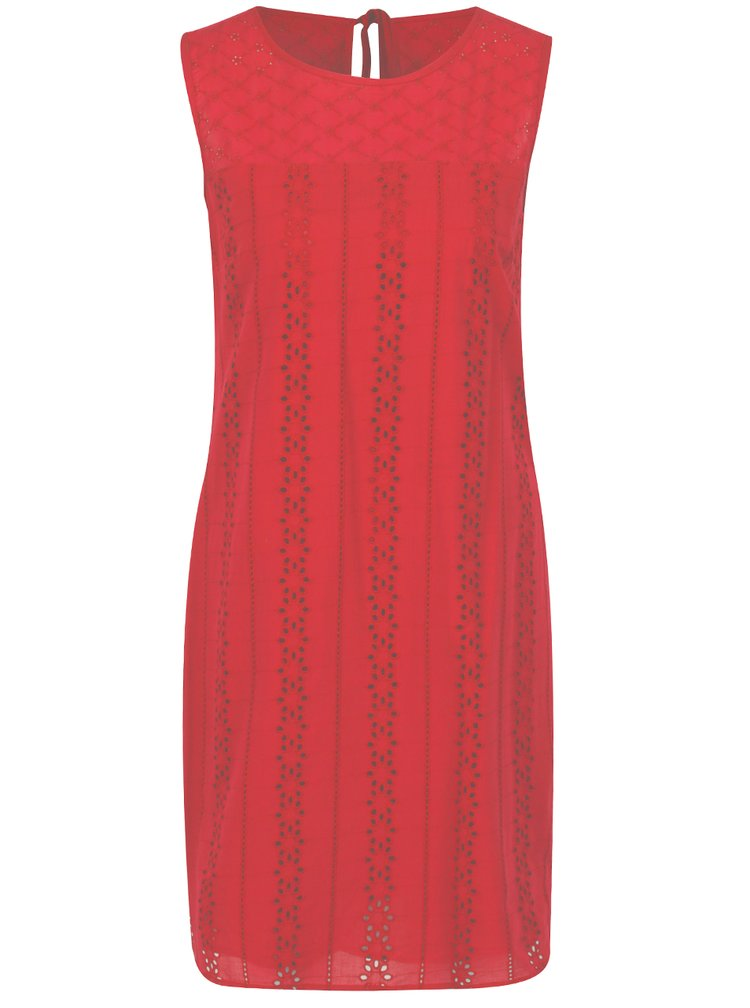 Rochie roz inchis Dorothy Perkins cu perforatii