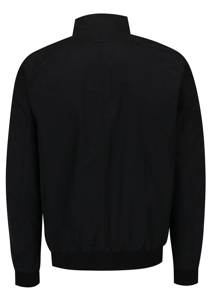 Černá pánská bunda Calvin Klein Jeans Omaba Nylon