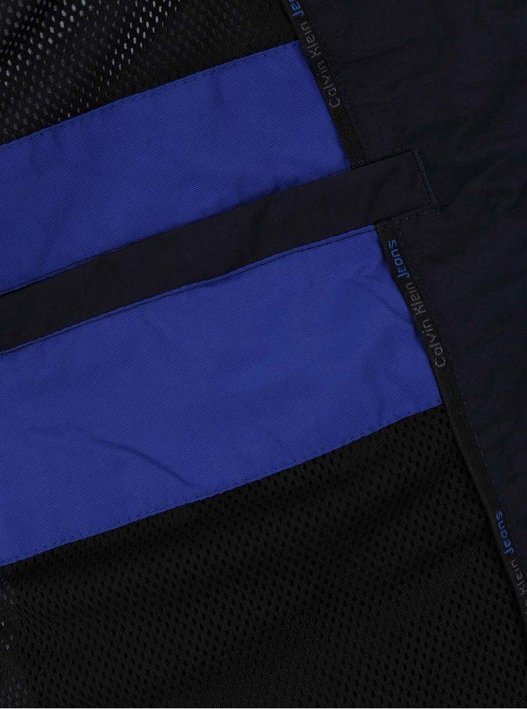 Tmavě modrá pánská bunda Calvin Klein Jeans Omaba Nylon
