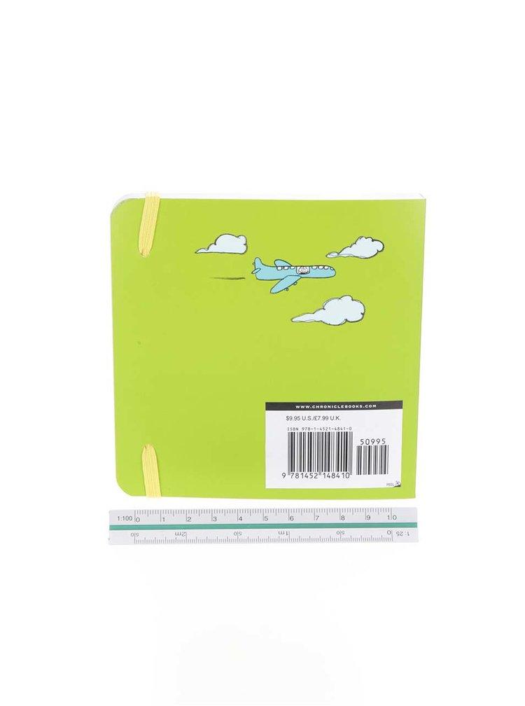 Zelený cestovní deník Chronicle