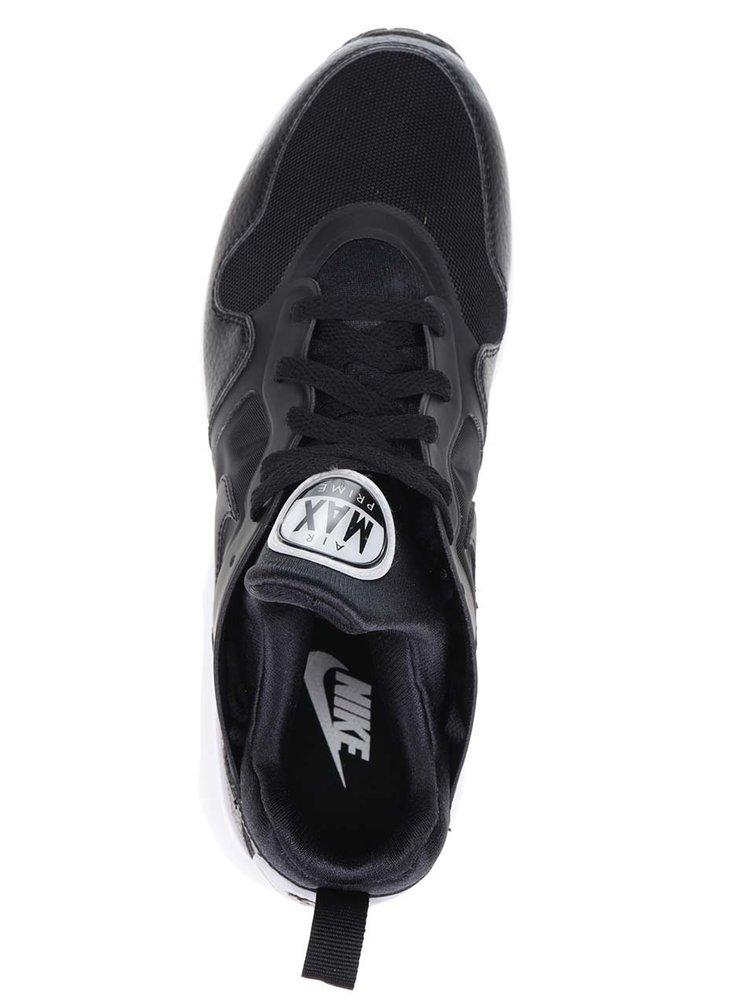 Černé pánské tenisky s logem Nike Air Max Prime