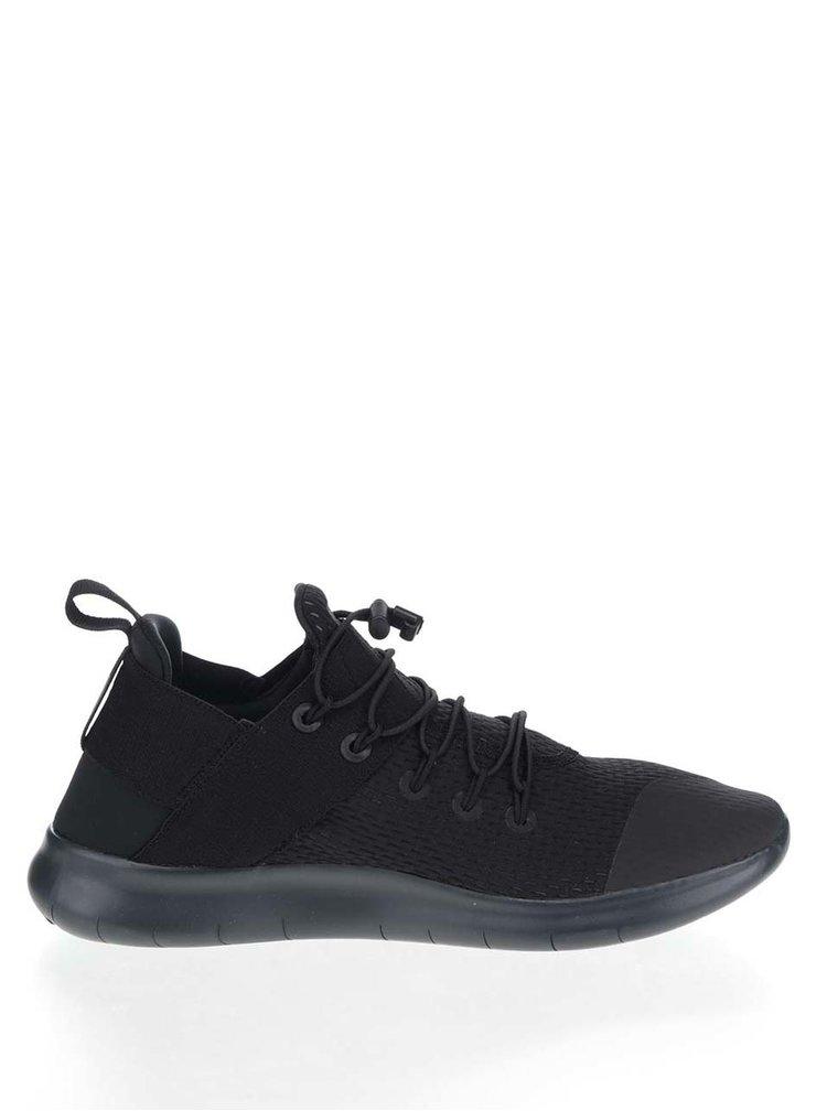 Černé pánské tenisky Nike Free Commuter