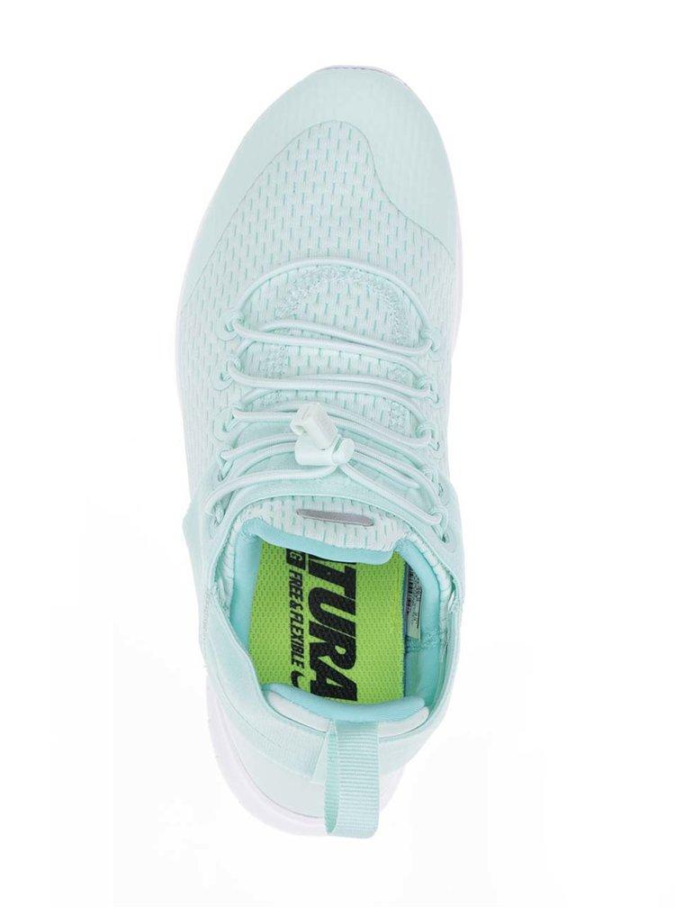 Světle zelené dámské tenisky Nike Free Commuter