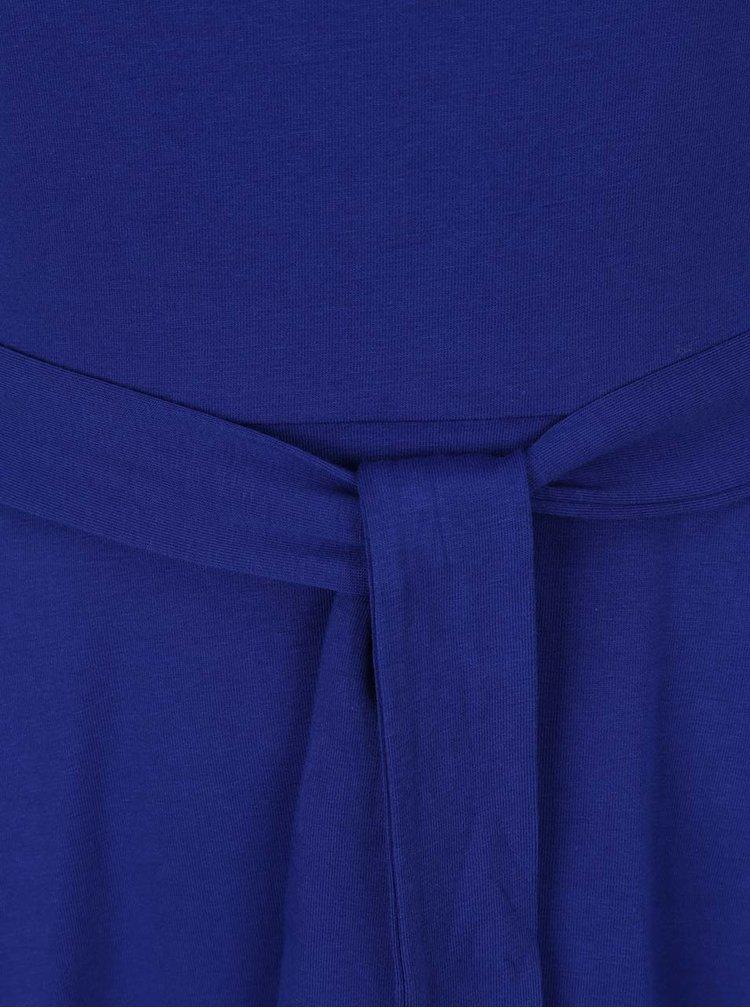 Rochie albastru închis Dorothy Perkins cu cordon în talie