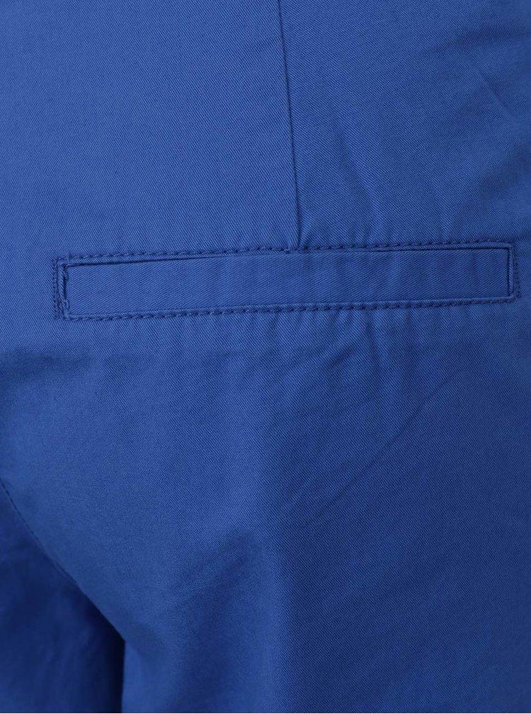 Pantaloni scurti albastri Dorothy Perkins din bumbac