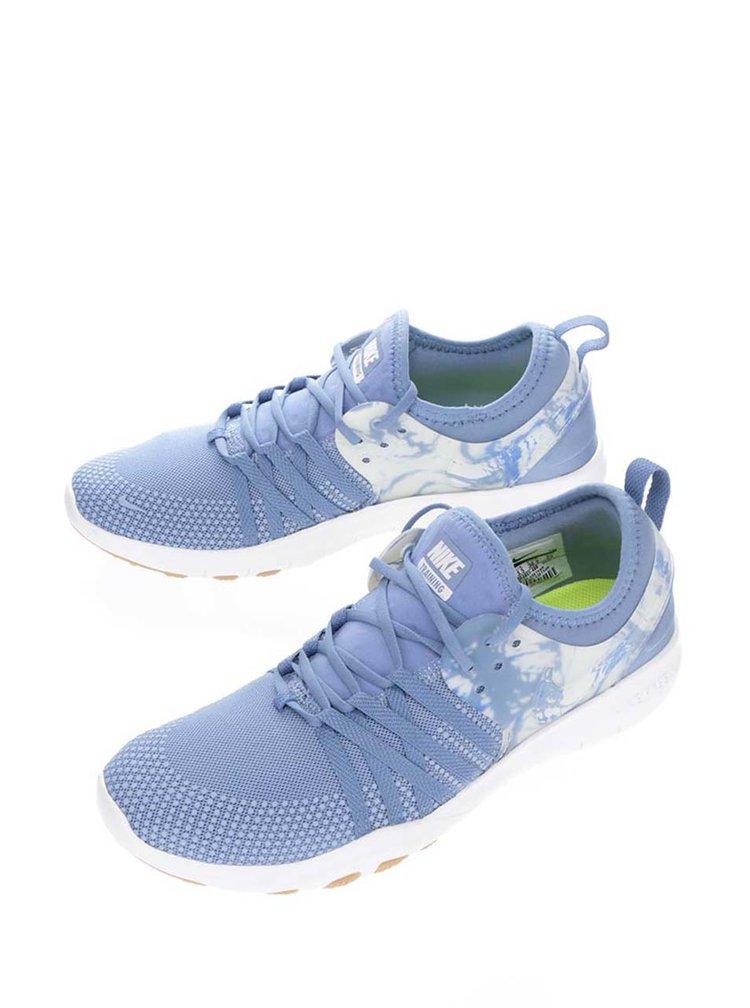 Pantofi sport albastri Nike Free TR7 unisex