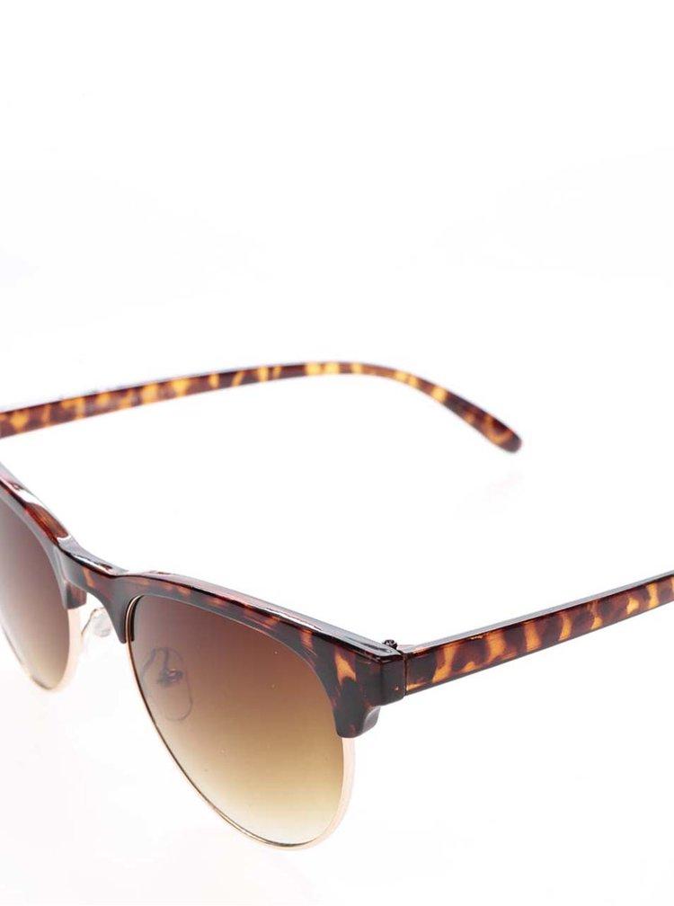 Ochelari de soare maro Haily´s Ronda pentru femei