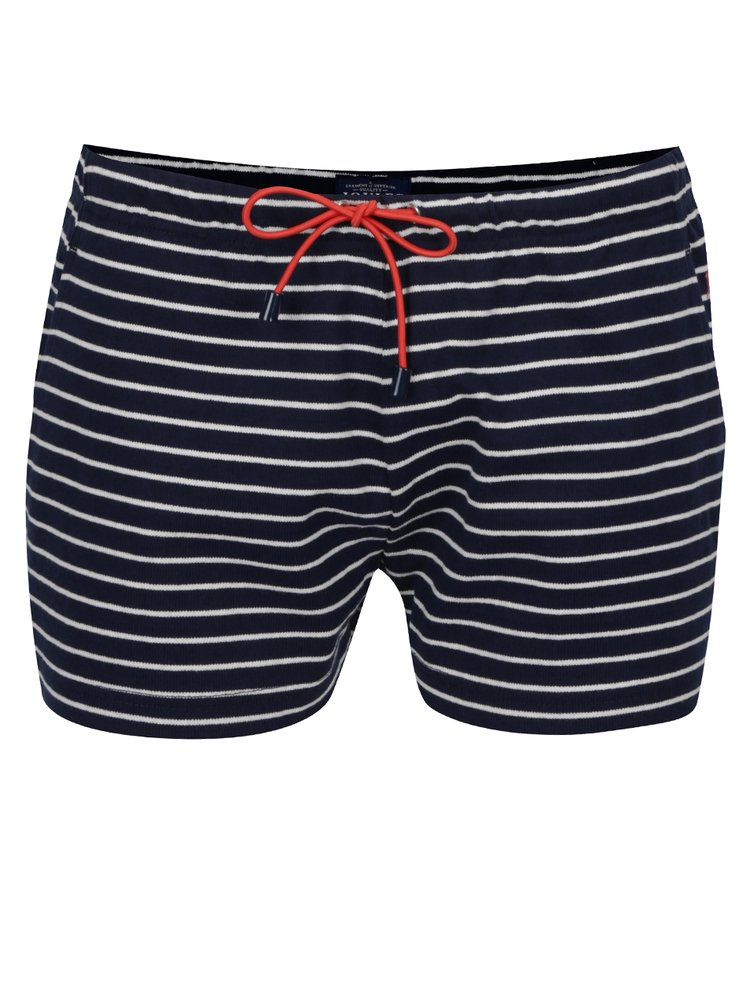 Pantaloni scurți albaștri Tom Joule Elle