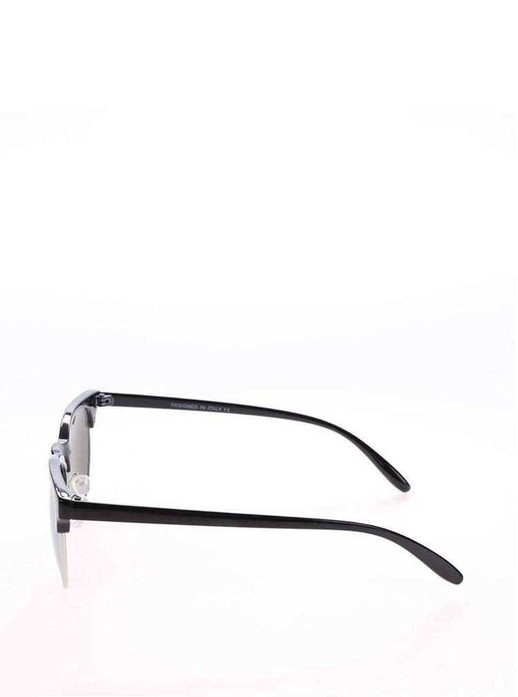 Ochelari de soare negri Haily´s Ronda pentru femei