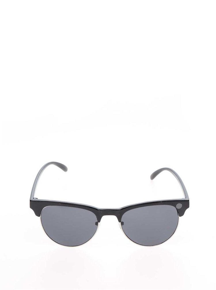 Černé sluneční brýle s černými skly Haily´s Ronda