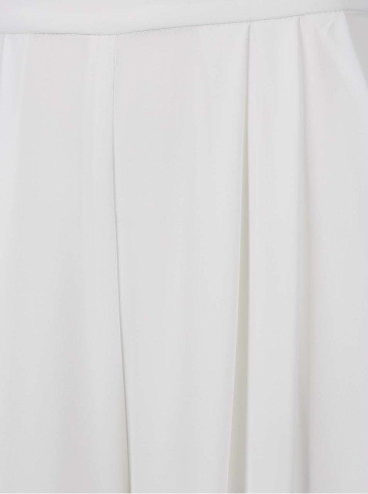 Krémové culottes NISSA