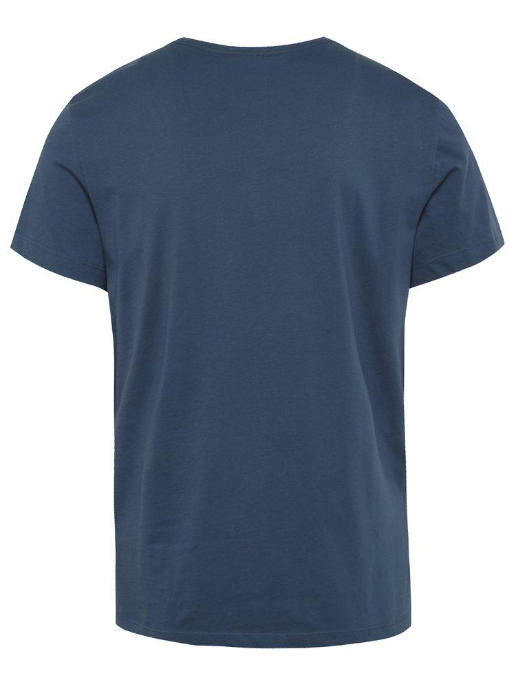 Tricou bleumarin Blend din bumbac
