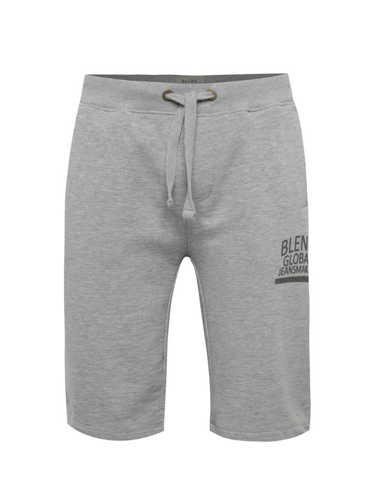 Pantaloni scurti sport gri Blend