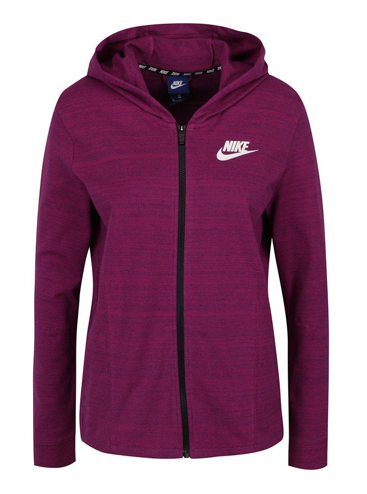 Hanorac mov melanj Nike pentru femei