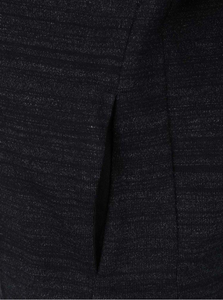 Černá dámská mikina s kapucí Nike
